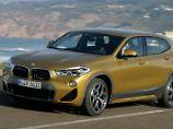 Erobern statt kannibalisieren: Sticht der BMW X2 mit der Design-Karte?