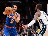 Der Dreier ist versenkt: New York Knicks sind wertvollstes NBA-Team