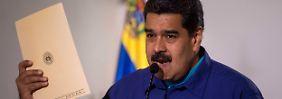 Vorgezogene Wahlen in Venezuela: Präsident Maduro will Macht zementieren