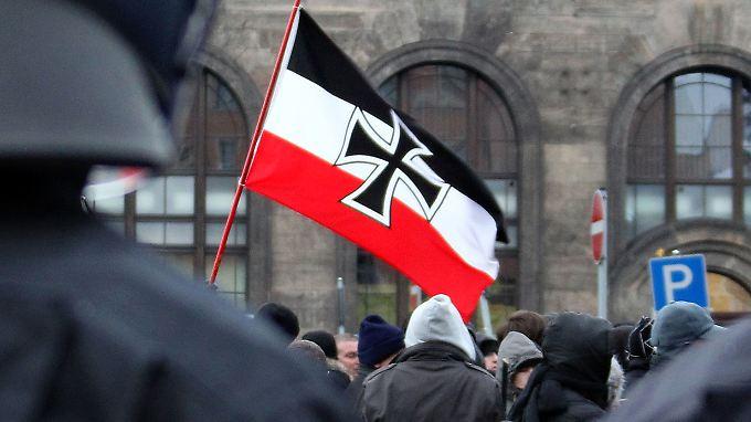 """Auf dem inzwischen verbotenen Portal """"Altermedia"""" wurde rechtsextremistisches und nationalsozialistisches Gedankengut verbreitet."""