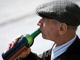 Alkohol, der stille Freund: Wenn Opi zu viel säuft