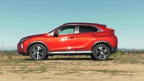 Mitsubishis schräger Hoffnungsträger: Eclipse Cross setzt neue Designmaßstäbe