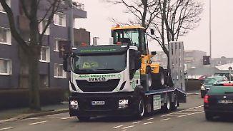 Umweltfreundliche Transportalternative: Erdgas-Lkw begeistert städtische Unternehmer