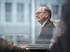 """""""Ich kann nicht sagen, dass die Weltlage besser geworden ist"""", sagt Wolfgang Ischinger, Vorsitzender der Münchner Sicherheitskonferenz."""