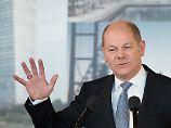 """Neuer Bundesfinanzminister: Union fordert von Scholz """"Schwarze Null"""""""