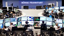 Der Börsen-Tag: Dax klettert trotz Krisen weiter