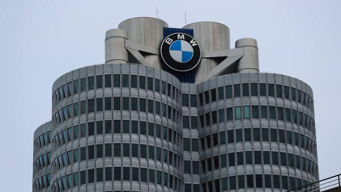 Bei BMW reagiert man sauer.