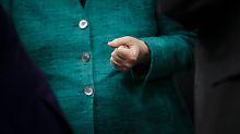 Streit um Ressorts und Minister: In der CDU rumort es