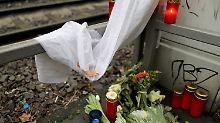 Nach tödlicher Attacke in Köln: Polizei fasst mutmaßlichen Tram-Schubser