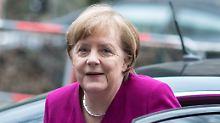 """""""Wir haben einen Preis gezahlt"""": Merkel verteidigt Verlust des Finanzressorts"""