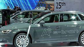 Milliardenschwere Elektro-Offensive: Audi und Porsche tüfteln gemeinsam an Technologie der Zukunft
