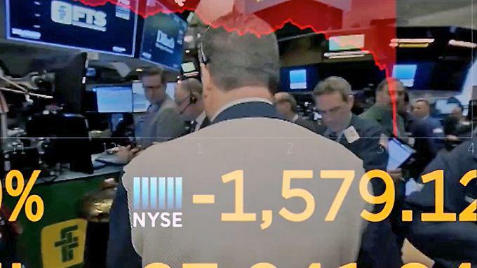 Welt-Index im Januar: Turbulenzen an den Börsen gefährden nicht die stabile Konjunktur