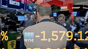 Welt-Index im Januar: Turbulenzen an den Börsen gefährden stabile Konjunktur nicht
