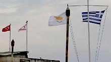 Die geplante Suche nach Erdgas vor Zypern führt weiter zu Spannungen zwischen der Republik Zypern und der Türkei.