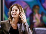 Person der Woche: Katarina Barley - die erste Außenministerin?
