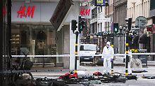 Terroranschlag in Stockholm: Attentäter bekennt sich schuldig