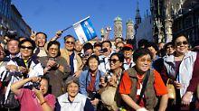 Neujahr in Fernost: Chinesen treten weltgrößte Reisewelle los