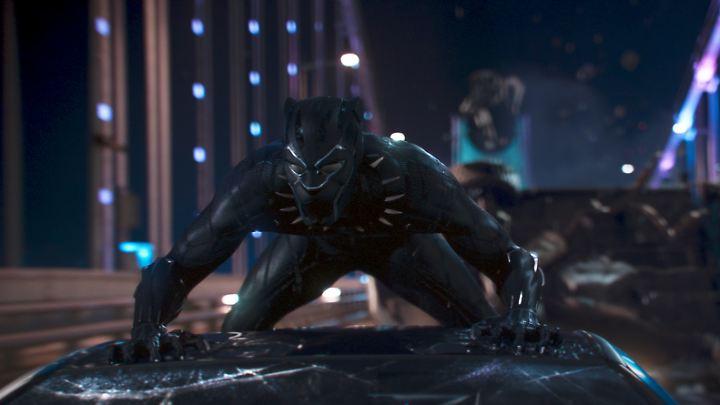 """""""Black Panther"""" ist der neueste Film aus dem Hause Marvel."""