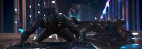 """Sci-Fi-Spektakel """"Black Panther"""": Zeit für schwarze Helden"""
