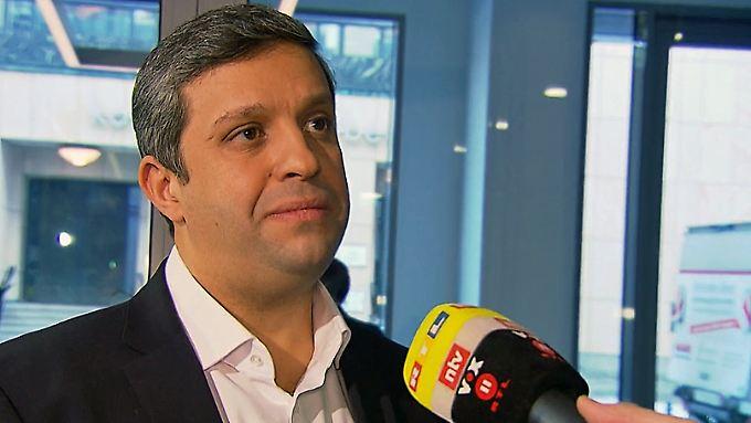 """Raed Saleh über Personalquerelen in der SPD: """"Stolze Sozialdemokratie hinterlässt katastrophalen Eindruck"""""""
