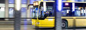 Testlauf in Brandenburg: Funktioniert kostenloser Nahverkehr?