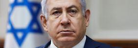 Genügend Beweise für Korruption: Polizei empfiehlt Anklage gegen Netanjahu