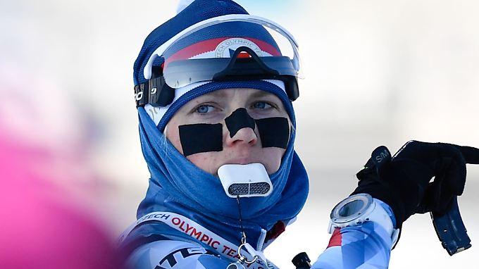 Mehrere Wettkämpfe verschoben: Starker Wind und Minusgrade machen Olympioniken zu schaffen