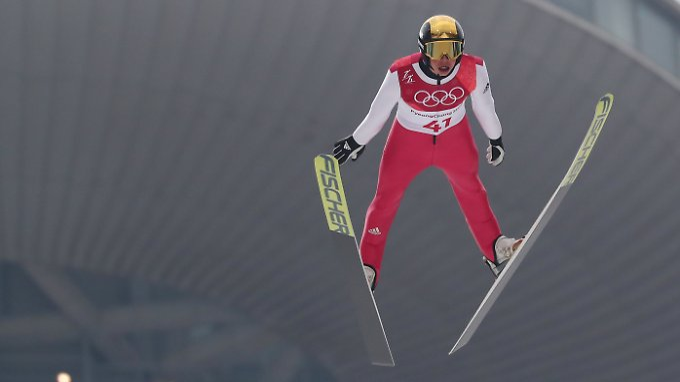 Eric Frenzel träumt vom zweiten Olympiasieg.