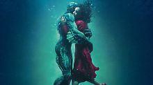 """Oscar-Favorit """"Shape of Water"""": Raubtier sind die anderen"""