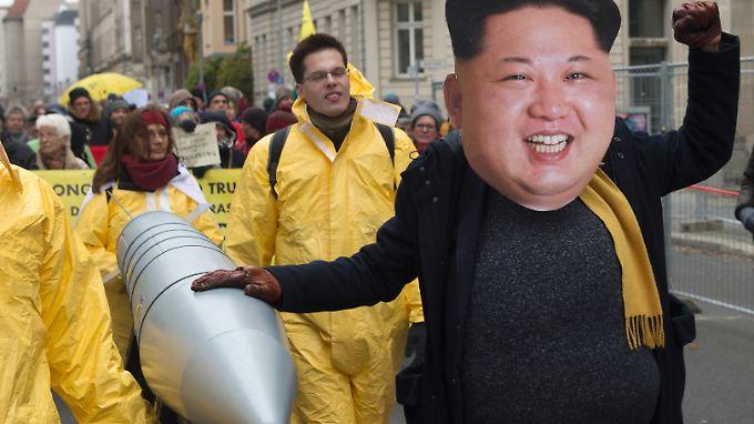 USA als Bedrohung des Weltfriedens: Deutsche fürchten Terror und Nordkorea