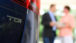 300.000 gebrauchte Ladenhüter: Autohändler bleiben auf Dieselfahrzeugen sitzen