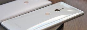 Xperia XZ2 und XZ2 Compact: So schön ist Sonys neues Spitzen-Duo