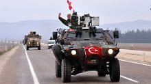 Zuckerbrot oder Osmanen-Ohrfeige: Ankara und Washington stehen auf Kriegsfuß