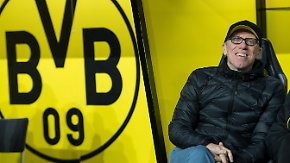 Fünf Fakten vor dem 23. Spieltag: Stöger steuert Startrekord beim BVB an