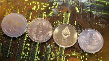 Thema: Kryptowährungen