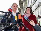 RTL/n-tv Trendbarometer: Chaos-SPD stürzt auf Umfrage-Tiefpunkt