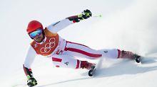 Sieg auch im Riesenslalom: Dominator Hirscher holt zweites Olympiagold