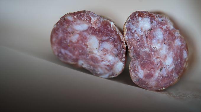 Die Polnische Rohwurst im Angebot von Lidl bringt Schweinewirte auf die Palme.