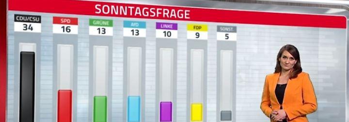 """""""Nahles-Effekt"""" bleibt aus: Personal-Chaos schickt SPD in freien Fall"""