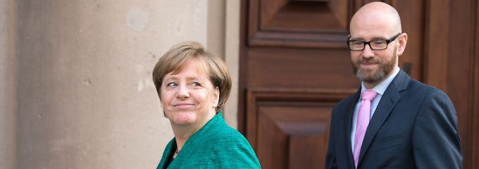 Signal an die Kritiker?: Merkel benennt neuen CDU-Generalsekretär