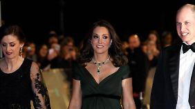 Kate beim Filmpreis.
