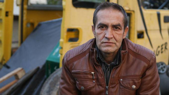 Nazif Mujic wurde nur 48 Jahre alt.