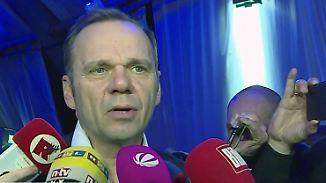 """Neuer HSV-Präsident Hoffmann: """"Würden wir eine Runde in der 2. Liga drehen, geht die Welt nicht unter"""""""