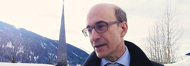 """Star-Ökonom Rogoff über Bitcoin und Co.: """"Die Zukunft liegt in den digitalen Währungen, nicht in den Kryptowährungen"""""""