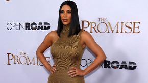 Promi-News des Tages: Kim Kardashian versteigert ihre Klamotten auf Ebay