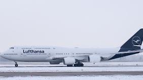Ein Lufthansa-Pilot gab den falschen Code ein und löste damit Entführungsalarm aus.