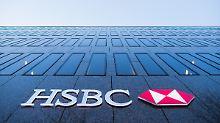 Der Börsen-Tag: HSBC steigert Gewinn nicht so stark wie erwartet