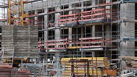 Wohnraum als Luxusgut: Trotz Bauboom steigen Immobilienpreise in den Städten