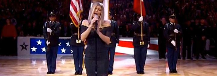 Promi-News des Tages: Fergie erntet Häme für ihre Interpretation der US-Hymne