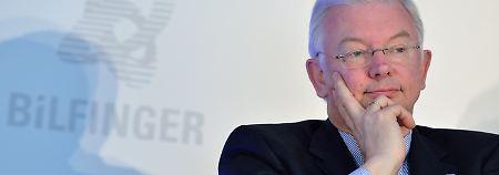 """""""Keiner Schuld bewusst"""": Bilfinger verlangt Schadenersatz von Koch"""